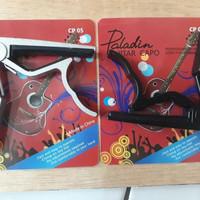 Capo Gitar paladin cp-05 Original