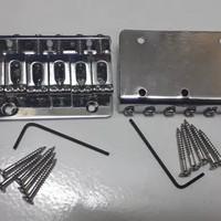 Tremolo / Brigde Gitar Fender stratocaster Fullset