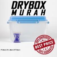 DRYBOX CAMERA - Dry Box Kamera Bonus Silica Gel Anti Jamur Murah