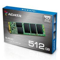 SSD M.2 ADATA 512 GB SU800 ULTIMATE 3D TLC NAND FLASH
