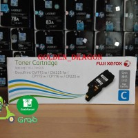 Toner Fuji Xerox DocuPrint CM115w/CP225w [CT202265] Cyan Original