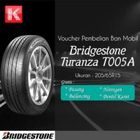 Ban Mobil Bridgestone Turanza T005A 205/65 R15 Vocer
