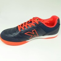 Sepatu futsal / putsal footsal Kelme original Land Precision navy/red