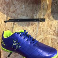Sepatu futsal / putsal footsal Kelme original Star 9 blue stabilo new