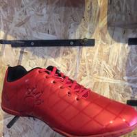 Sepatu futsal / putsal footsal kelme original Star 9 red new 2017 ter