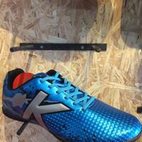 Sepatu futsal / putsal footsal kelme original Star Evo Sky Blue black