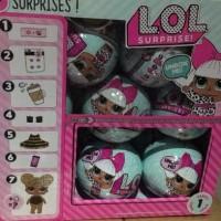 LOL L O L Surprise ORIGINAL L O L SURPRISE SERIES 1 lol ball egg ori