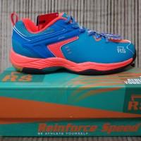 Sepatu Badminton RS Jeffer JF 890 Original
