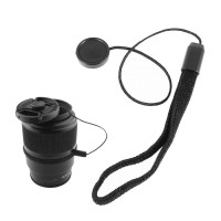 Tali Tutup Lensa Kamera Anti Lost Lens Cap Strap Wire