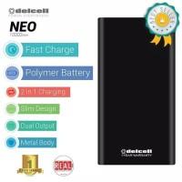Powerbank Delcell Neo 10000mah Delcell Neo 10000 mah Garansi Resmi