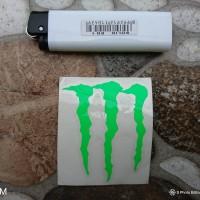 sticker Logo Monster   Sticker M