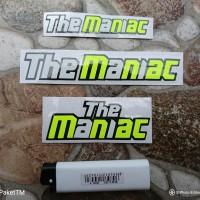 Sticker The Maniac