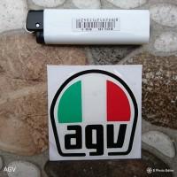 sticker Logo Agv   Sticker Agv