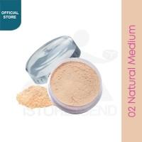 SILKYGIRL Shine Free Loose Powder 02 Natural Medium