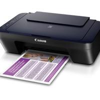 Printer inkjet CANON PIXMA E460 Multifungsi