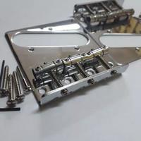 Tremolo / Brigde Gitar Fender telecaster Fullset