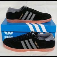 Adidas Hamburg Black Grey