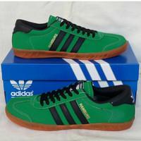 Adidas Hamburg Green Black