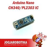 Arduino Nano CH340/PL2303 IC