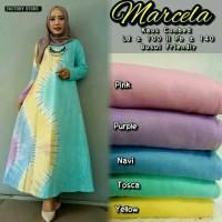 Baju Gamis Maxi Busui Jumbo Baju Muslim Daster Long Dress - tukiyem13