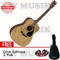 Yamaha Gitar FX 310 / FX310 / FX-310 - Natural + Softcase & 2 Pick
