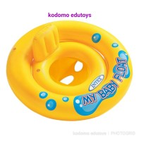 Intex My Baby Float,Ban Renang Anak Ban Pelampung Anak
