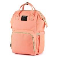 Tas Perlengkapan Bayi Ransel Diaper Bag Backpack Import