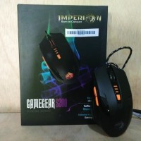 Imperion S200 + Free Mousepad Imperion Medium