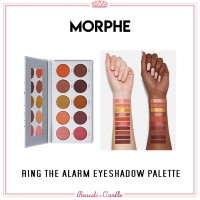 MORPHE X JACLYN HILL THE VAULT - RING THE ALARM EYESHADOW PALETTE