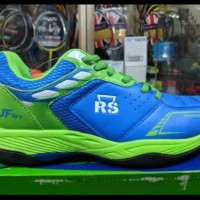 Sepatu badminton RS jeffer JF 797 original