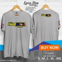 Kaos / Baju / Tshirt Distro Motor Fake Mothai Thailook Thailand Keren
