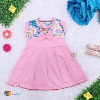 Dress Aila 1-2 Tahun / Baju Anak Perempuan Pesta Yukensi Baby Girl