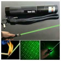 "LASER ""GREEN LASER POINTER 303"""