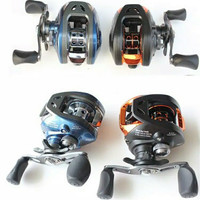 Reel baitcasting lixada AF103 11BB left/right casting fishing reel BC