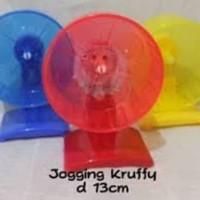 AQUASCAPE Mainan roda joging wheel puteran kincir hamster gerbil
