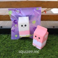 Squishy Milk Carton Susu Kotak Jumbo