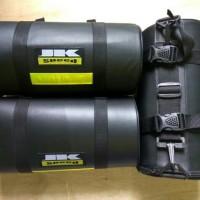 Tabung Box Besar Serbaguna/Tas Bagasi Motor Original Jk Speed Murah Be