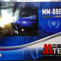 Tv Android Mtech / Audio Mobil Yaris