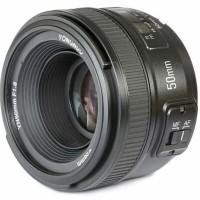 Promo Lensa Yongnuo 50mm f1.8 for Nikon Diskon