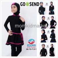 Baju Renang Anak SD Muslim Muslimah Ukuran M, L dan XL ML-TG-P-005