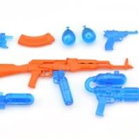 LittleArmory [LA041] Water Gun B2 1/12 Plastic Model