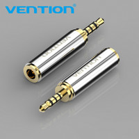 Vention S02 Audio Jack 2.5mm Male to 3.5mm Female Adapter Converter