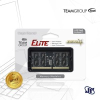 Memory Ram Team Elite Sodimm DDR4 PC19200 2400Mhz 8GB