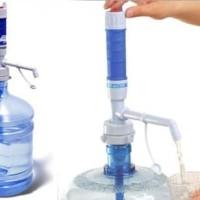 Pompa Galon Elektrik pakai Baterai Minum Electric Water Pump Dispenser