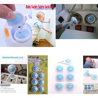pengaman colokan listrik baby safety electric socket