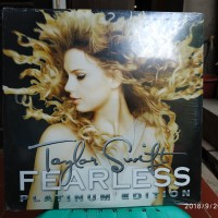 Piringan Hitam / Vinyl Taylor Swift Fearless (Platinum Edition)