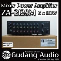 Distributor Power Mixer Amplifier Toa ZA-2128M