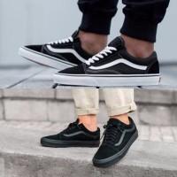 Berkualitas sepatu sneakers pria vans oldskool wafle DT local premium