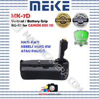 Vertical/Battery Grip Meike MK-7D BG-E7 for Canon EOS 7D