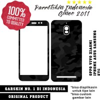 Garskin Skin for case Blackberry Aurora Black Camo Army